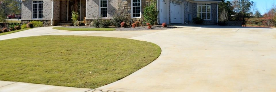 A newly paved driveway is a great way to add curb appeal and value to your home
