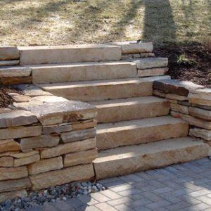 Barnstone Steps